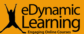 eDynamic Learning logo