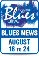 KTBA Blues News header.