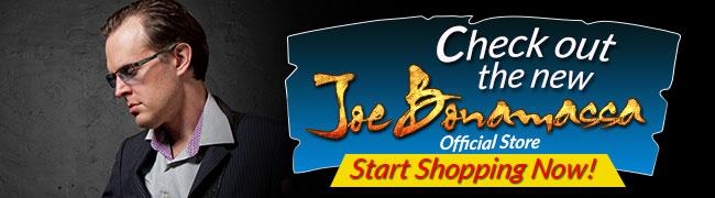 Joe Bonamassa Official Store