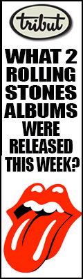 What 2 Rolling Stones albums were released this week? Every week we pay TRIBUT to the legends in music and pop culture. See what interesting things happened during the week of May 7 to May 13. Click to view Tribut's This Week In Rock Culture..