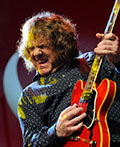 Still Blues: Gary Moore Melts Faces In Switzerland
