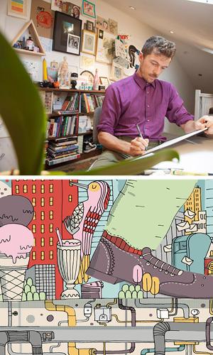 Featured Artist: James Gulliver Hancock
